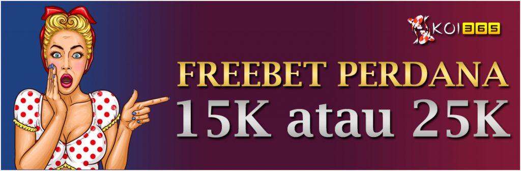FREEBET DEPOSIT PERDANA KO365