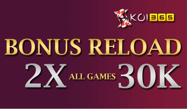 bonus reload